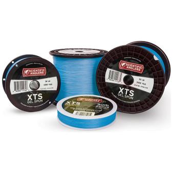 Scientific Anglers Xts Gel Spun Polyethylene Fly Line Backing Blue Image 1