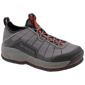Simms Flyweight Wet Wading Shoe Felt Slate Image 1