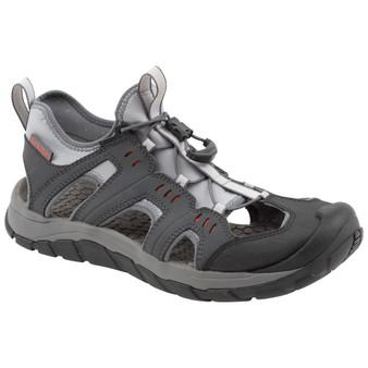 Simms Confluence Sandal Felt Carbon Image 1