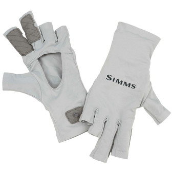 Simms Solarflex Sunglove Sterling Image 1