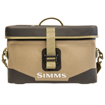 Simms Dry Creek Boat Bag Tan Image 1