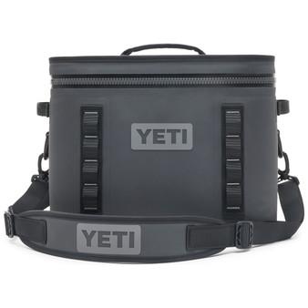 Yeti Coolers Hopper Flip 18 Charcoal Image 1