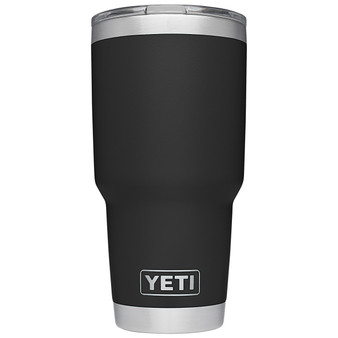 Yeti Coolers Rambler Tumbler 30 With Magslider Lid Black Image 1