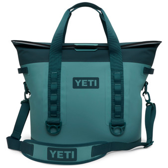 Yeti Coolers Hopper M30 River Green Image 1