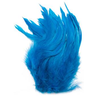 Hareline Uv2 Super Schlappen Blue Image 1