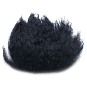 Hareline Rams Wool Black Image 1