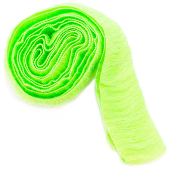 Hareline Blane Chockletts Body Wrap Chartreuse Image 1