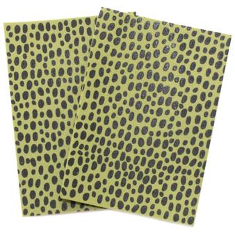 Hareline Frog Foam Olive Image 1