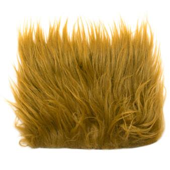 Hareline Pseudo Hair Golden Olive Image 1
