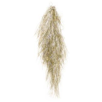 Hareline Senyos Freckled Predator Wrap Gold Image 1