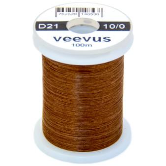 Veevus Thread Brown Image 1