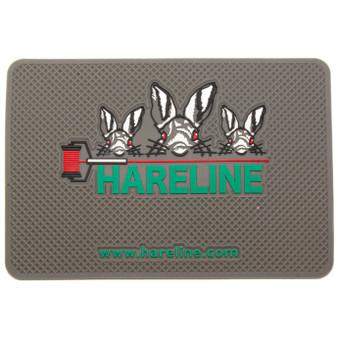 Hareline Silicone Hook Bead Pad Gray Image 1
