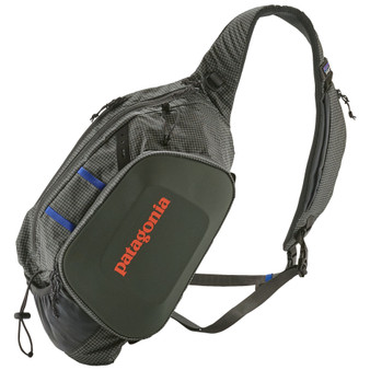 Patagonia Stealth Atom Sling Forge Grey Image 1