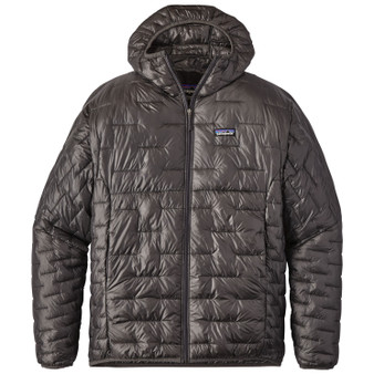 Patagonia Micro Puff Hoody Forge Grey Image 1