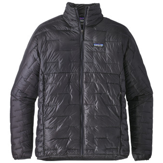 Patagonia Micro Puff Jacket Forge Grey Image 1