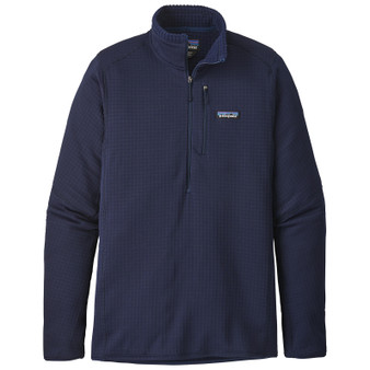 Patagonia R1 Pullover Jacket Classic Navy Image 1