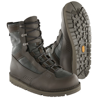 Patagonia River Salt Wading Boots Feather Grey Image 1
