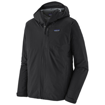Patagonia Rainshadow Jacket Black Image 1