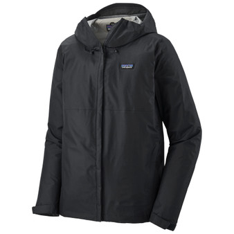 Patagonia Torrentshell 3 Layer Jacket Black Image 1