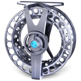 Waterworks Lamson Force Sl Series Ii Reel Azure Image 1