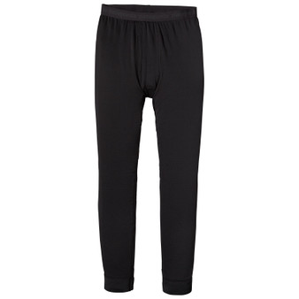 Patagonia Capilene Thermal Weight Bottoms Black Image 1