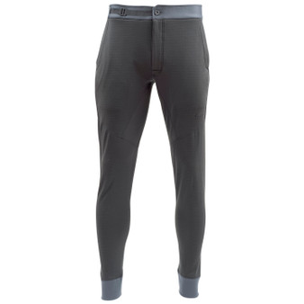 Simms Fleece Midlayer Bottom Raven Image 1