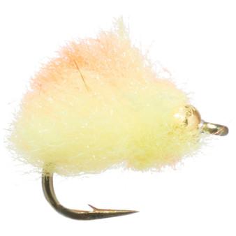 Umpqua Bead Head Y2k Fluorescent Orange Yellow Image 1