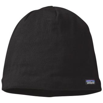 Patagonia Beanie Hat Black Image 1