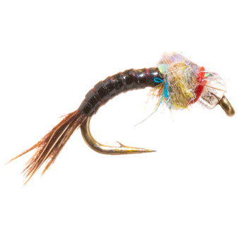 Umpqua Rainbow Warrior Black Image 1