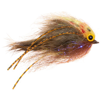 Umpqua Bennetts Lunch Money Brown Trout Image 1