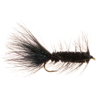 Umpqua Wooly Bugger Black Image 1
