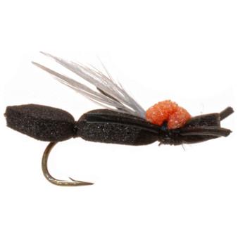 Umpqua Foam Flying Ant Black Image 1