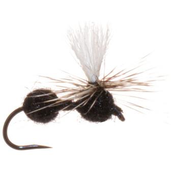 Umpqua Parachute Ant Black Image 1