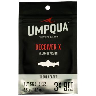 Umpqua Deceiver X Fluorocarbon Leader Image 1