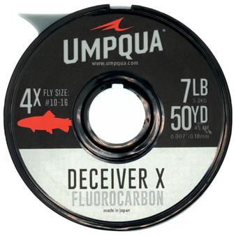 Umpqua Deceiver X Fluorocarbon Tippet Image 1
