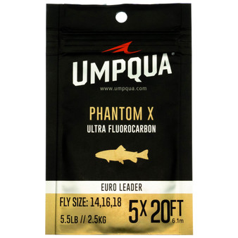 Umpqua Phantom X Euro Nymph Leader Image 1