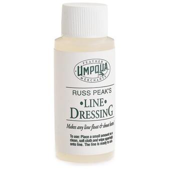Umpqua Rus Peaks Line Dressing Image 1