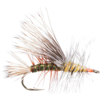 Solitude Fly Stimulator Olive Image 1