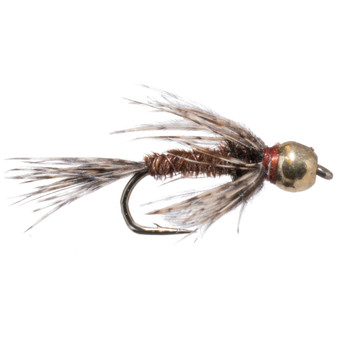 Solitude Fly Tungsten Bead Head Soft Hackle Pheasant Tail Image 1