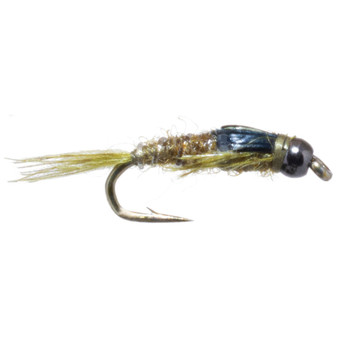 Solitude Fly Tungsten Bead Head Split Case Bwo Image 1