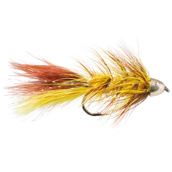Solitude Fly Beldar Bugger Yellow Brown Image 1
