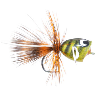 Solitude Fly Bream Popper Sting Image 1