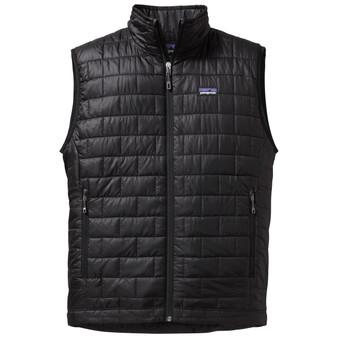 Patagonia Nano Puff Vest Black Image 1