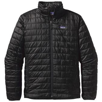 Patagonia Nano Puff Jacket Black Image 1