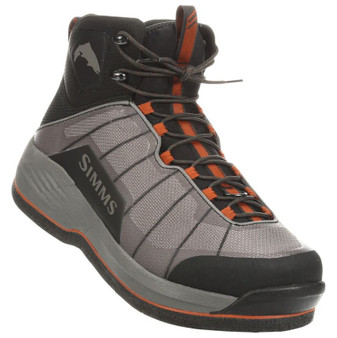 Simms Flyweight Boot Felt Steel Grey Image 1