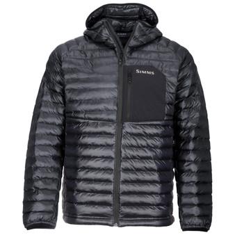Simms Exstream Hooded Jacket Black Image 1