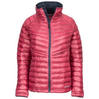 Simms Womens Exstream Jacket Garnet Image 1
