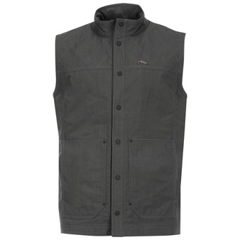 Simms Dockwear Vest Carbon Image 1
