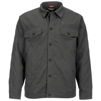 Simms Dockwear Jacket Carbon Image 1