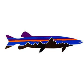 Patagonia Fitz Roy Musky Sticker Image 1